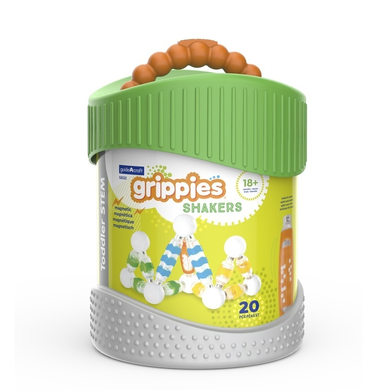 Grippies® Shakers - 20 Pc. Set