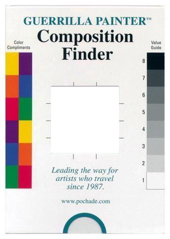 Guerrilla Painter® Composition Finder™