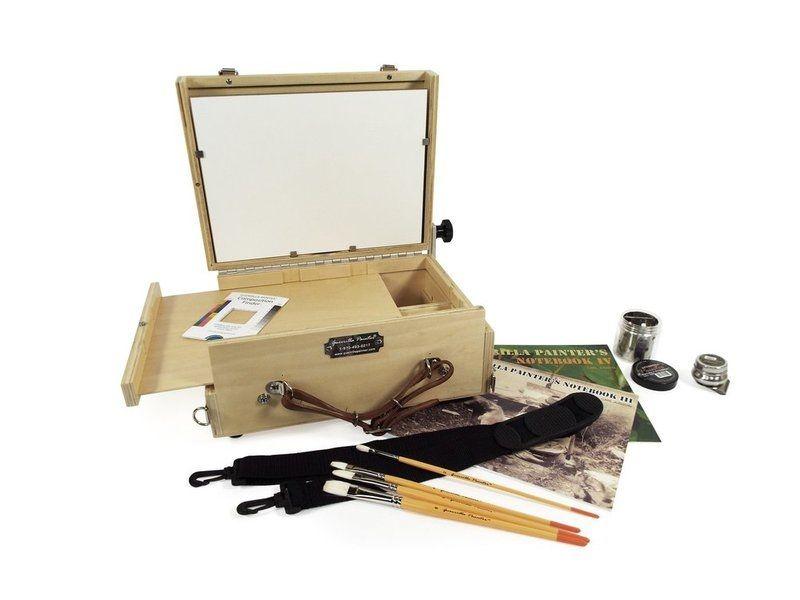 9x12 Guerrilla Box™ Oil And Acrylic Kit