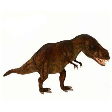 "T-rex Studio 80''l X 58""h (sp)"