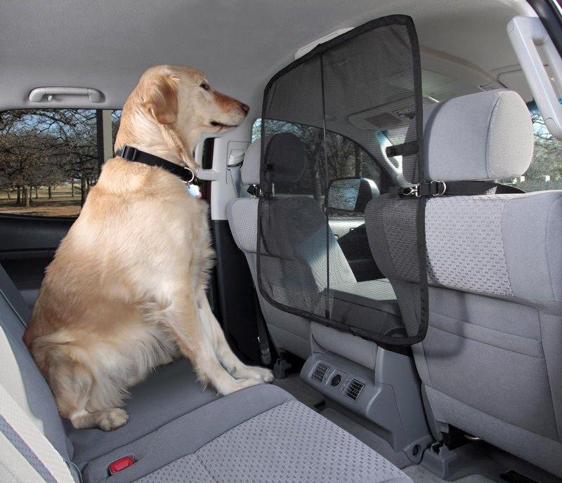Front Seat Net Pet Barrier