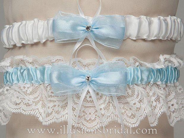 Illusions Bridal Garters and Purses 1011