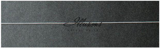Illusions Bridal Corded Edge Veil S1-202-C: Pearl Accent