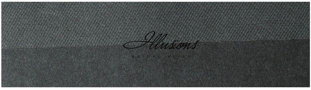 Illusions Bridal Cut Edge Veil S1-362-CT-P: Rhinestone Accent