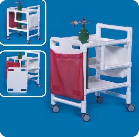 Emergency Cart W/cpr Board