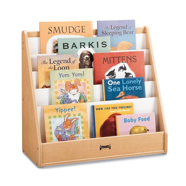 Maplewave®Flushback Pick-A-Book Stand