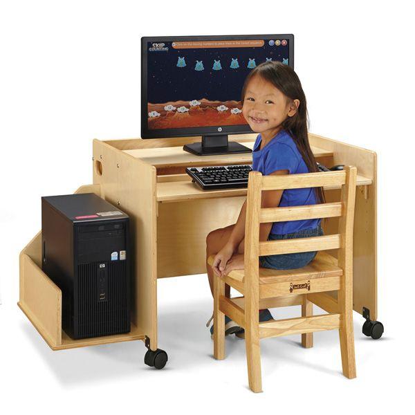 Jonti-Craft®Discovery Cpu Booth