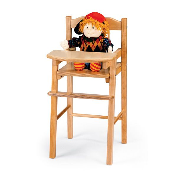 Jonti-Craft®Traditional Doll High Chair