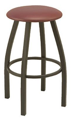 """KFI BR3300-US """"3300"""" Series Barstool with Upholstered Seat"""