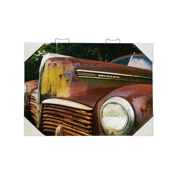 Classic Car Artwork Canva