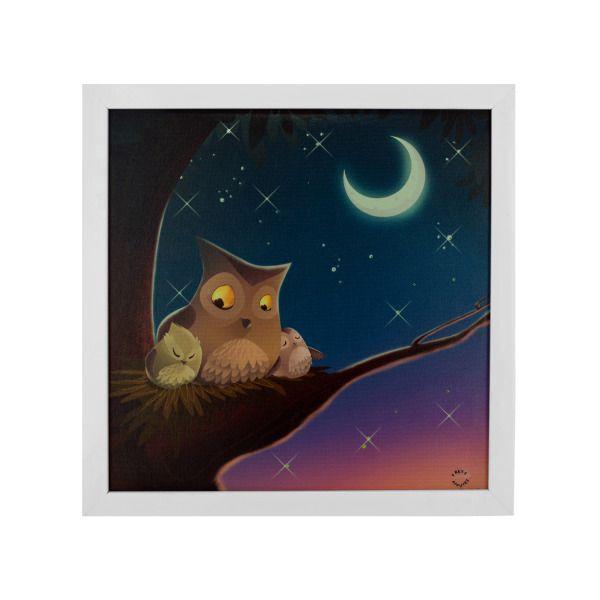 Morning Lullaby Light Up Musical Artwork