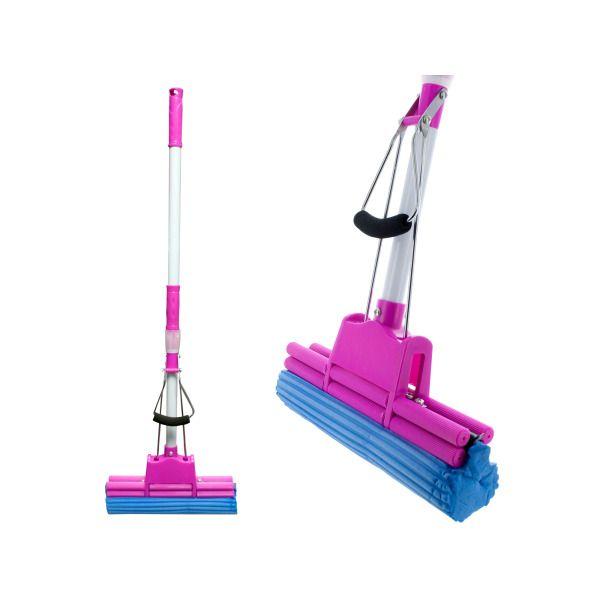 Heavy Duty Compact Sponge Floor Mop