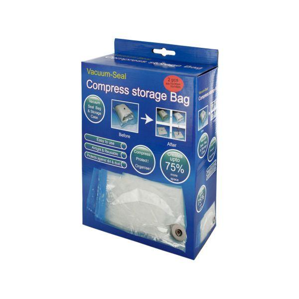 Vacuum-Seal Storage Bag Set