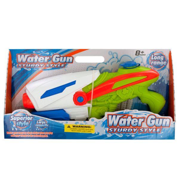 Large Super Pump Action Water Gun, Pack Of 2