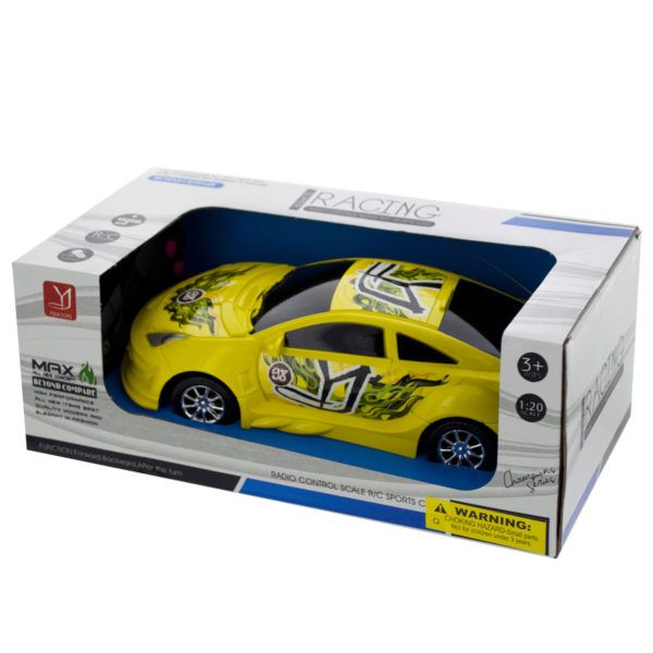 Remote Control Multi-direction Race Car, Pack Of 2
