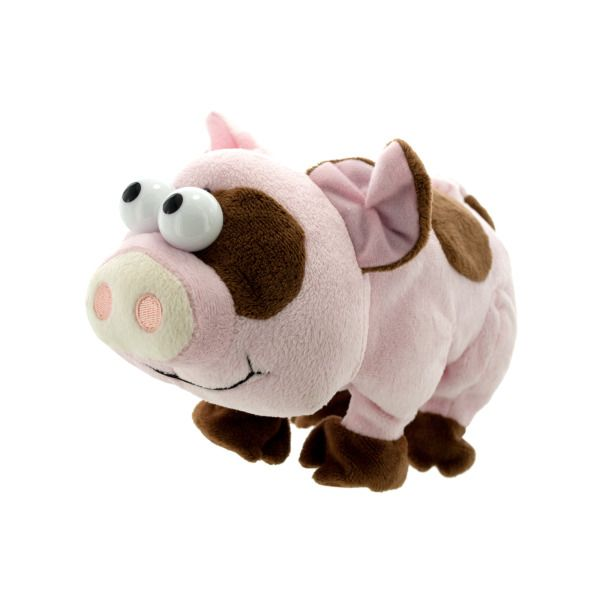 The Walkers Walking Pig Toy With Sounds