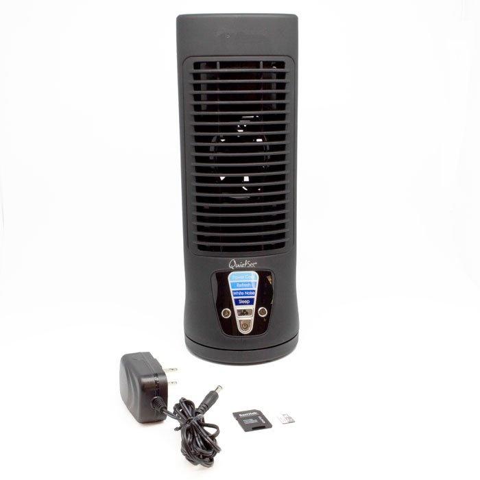 Zone Shield 4k Night Vision Oscillating Fan Dvr - Sc82004k