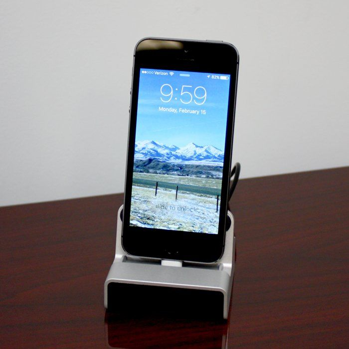 Iphone Charging Dock Case Style Wi-Fi Dvr