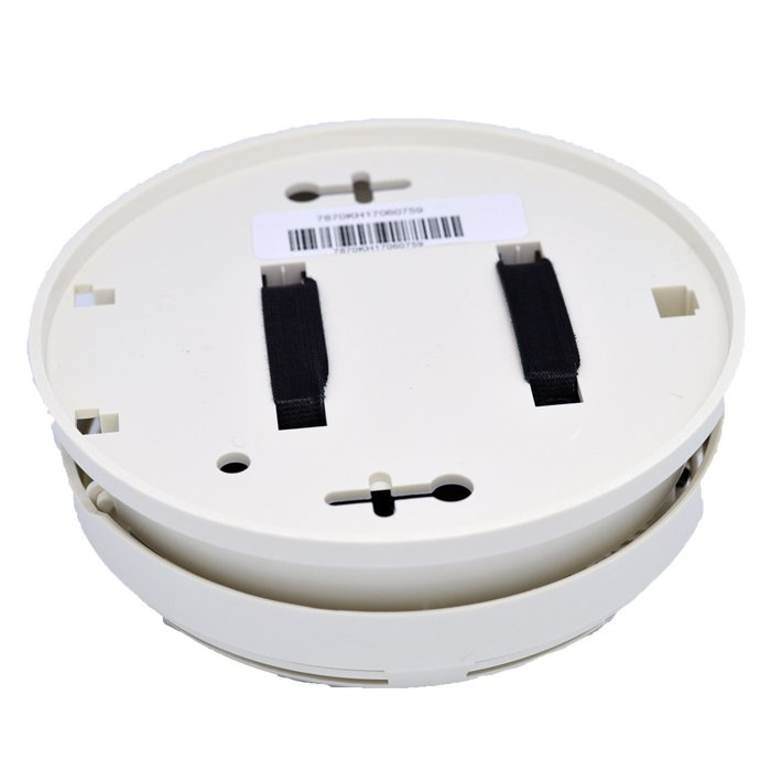 Xtreme Life 4K Night Vision Smoke Detector [Side View][Battery]