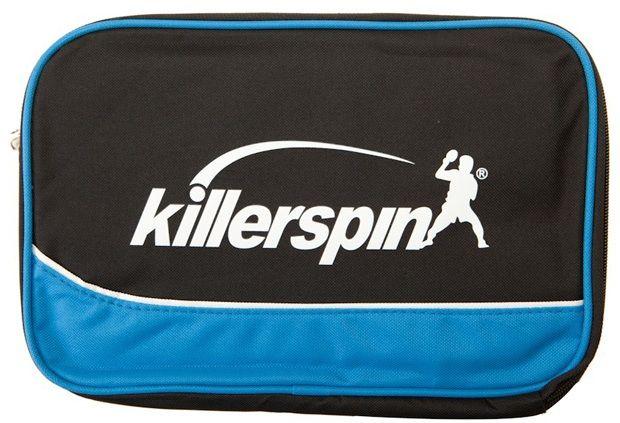 Killerspin Optima Paddle Case: Light Blue\Black