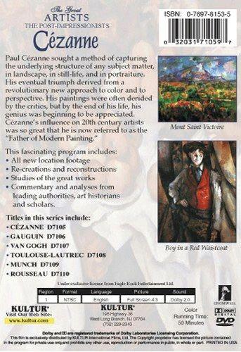 The Post-Impressionists: Cézanne