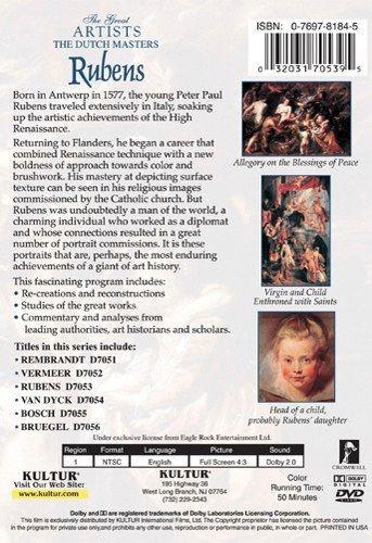 The Dutch Masters: Rubens