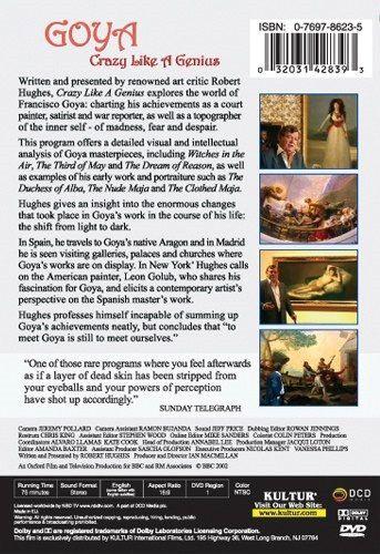 Goya - Crazy Like A Genius