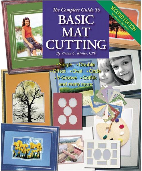 Complete Guide To Basic Mat Cutting