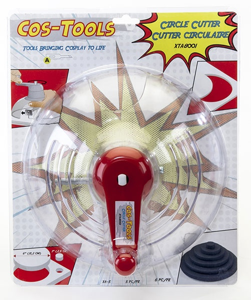 Cos-tools Circle Cutter