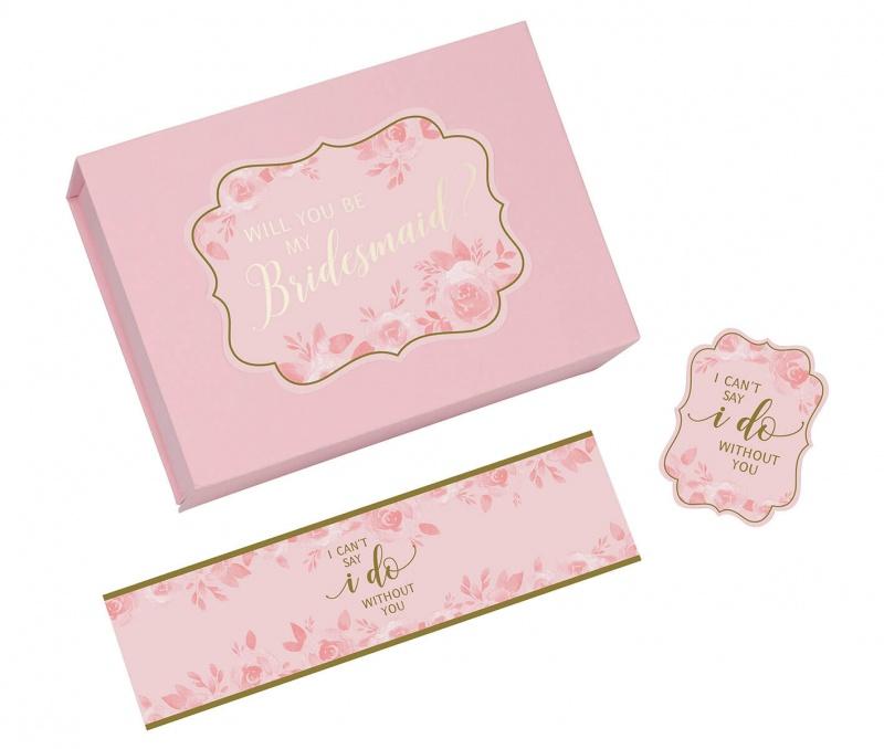 Be My Bridesmaid Box