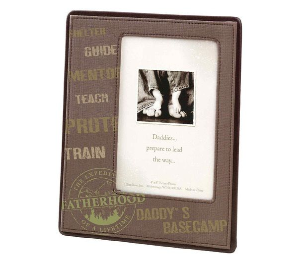 Baby Picture Frame For Dad
