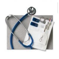 Adc Nurse Combo-lite, Pocket Pal Ii, And Proscope Combination Stethoscope, Black