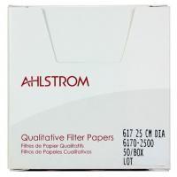 Ahlstrom Filter Papers, Grade 617, 25cm Diameter, 50/cs