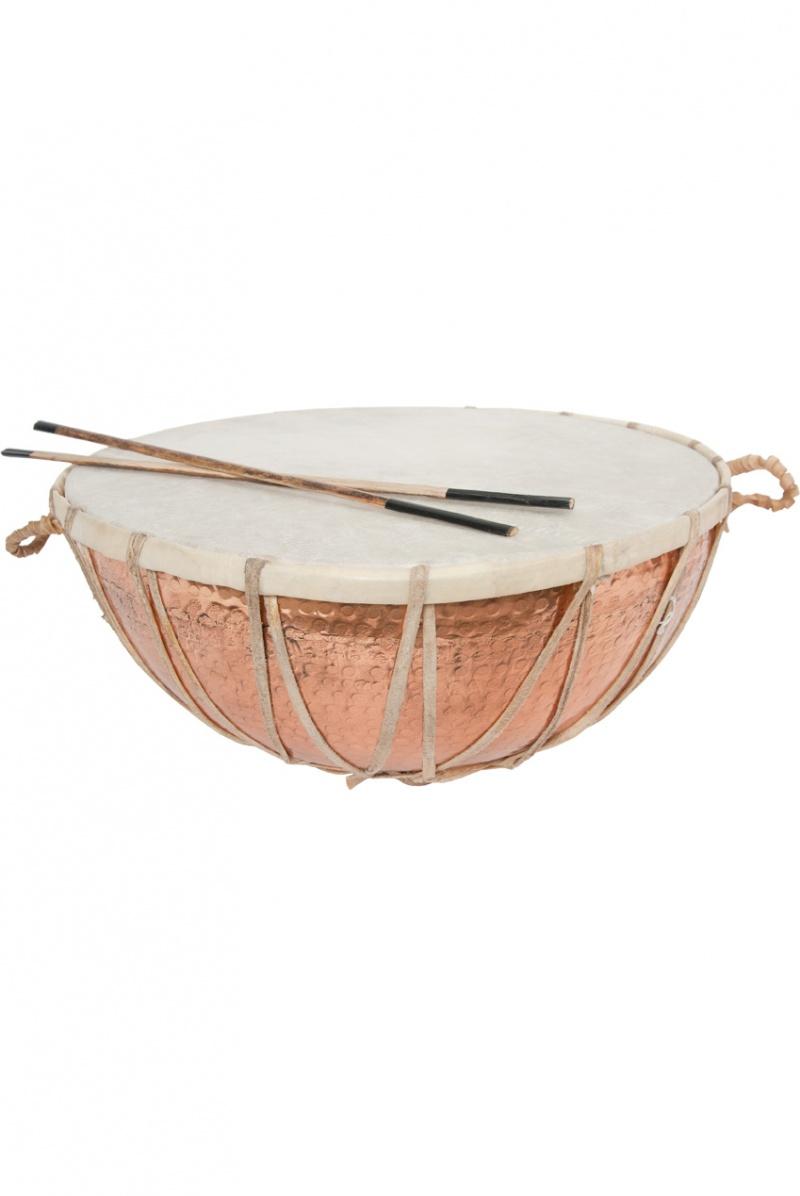 "Banjira Copper Tasha Kettledrum 16"""