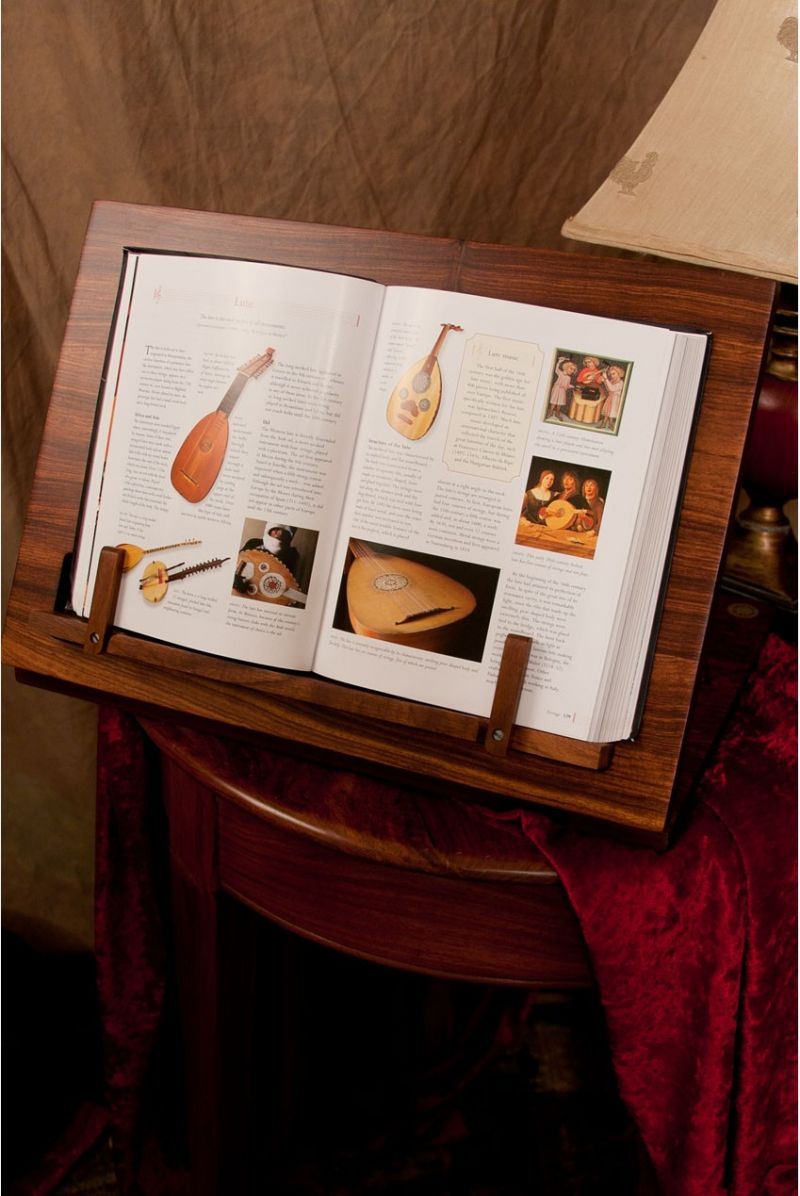 Roosebeck Tabletop Music Stand