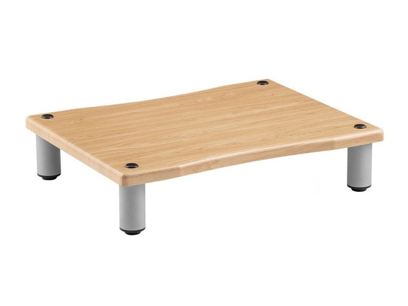 Monolith By Monoprice Amplifier/Component Stand Xl, Maple