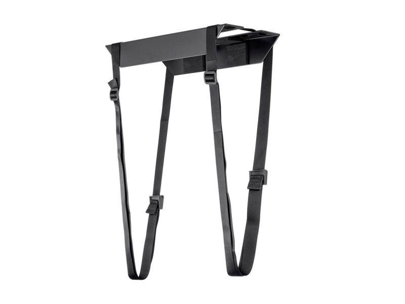 Workstream By Monoprice Computer Case Cpu Tower Holder, Low Profile Under Desk Pc Mount