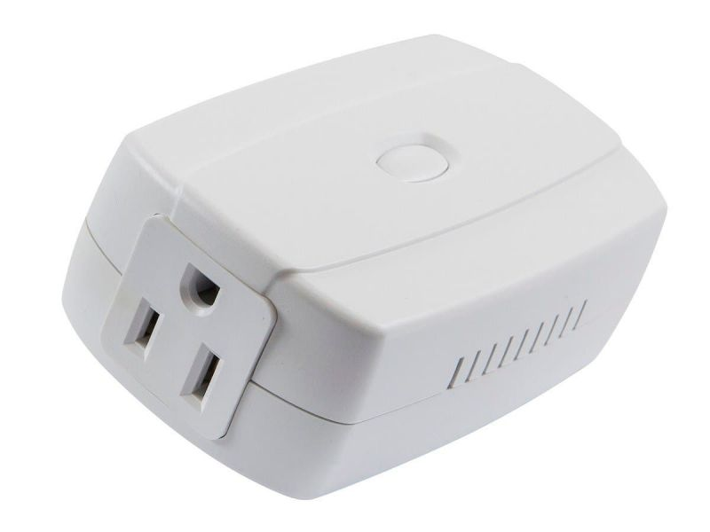 Monoprice Z-wave Plugin On/off, No Logo (works With Alexa & Google Home With Hub)