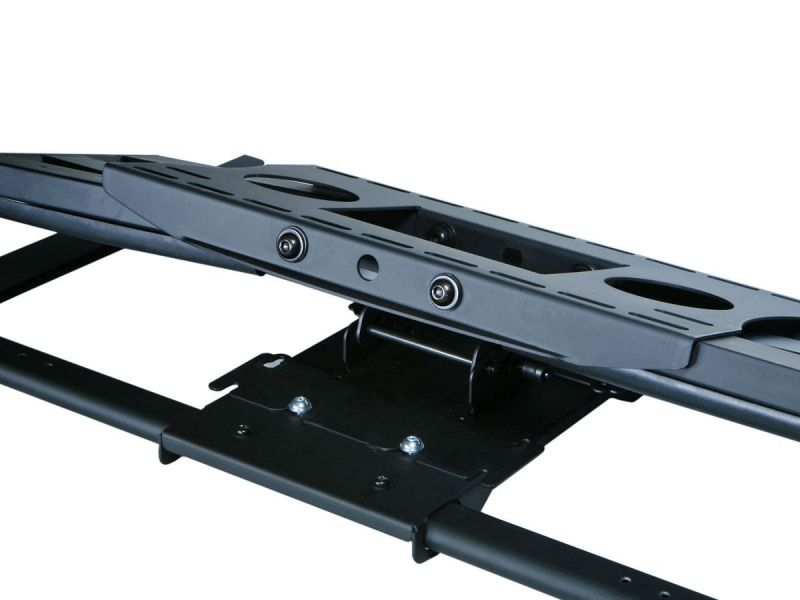 Monoprice Ez Series Full-motion Articulating Tv Wall Mount Bracket - For Tvs 42in To 63in, Max Weight 200 Lbs, Extension Range Of 8.0in To 31.0in, Vesa Patterns Up To 800x400