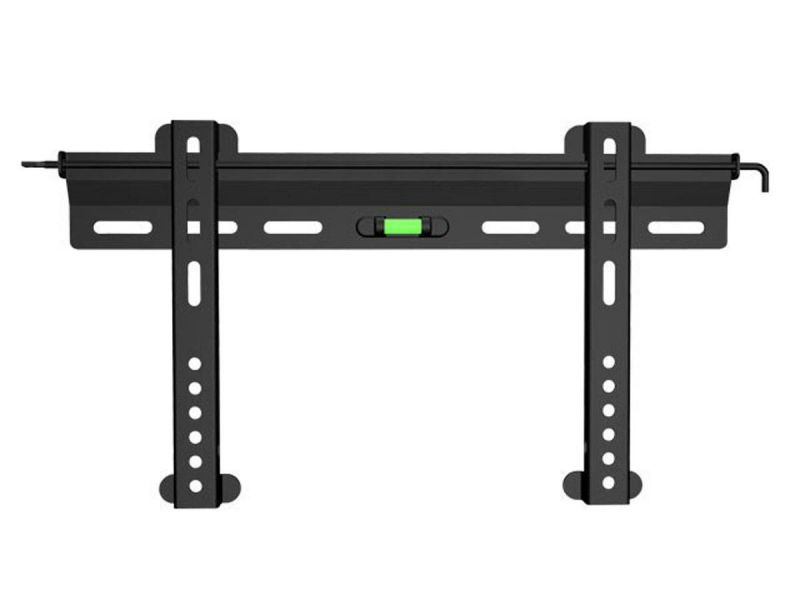 Monoprice Slimselect Series Low Profile Fixed Tv Wall Mount Bracket For Led Tvs 32in To 55in, Max Weight 99 Lbs., Vesa Patterns Up To 400x200, Security Brackets