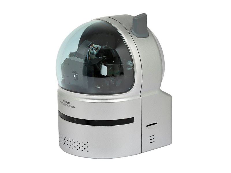 Monoprice Plug & Play Wireless Pan, Tilt, And Zoom Network Ip Camera W/ Audio - H.264 (Open Box)