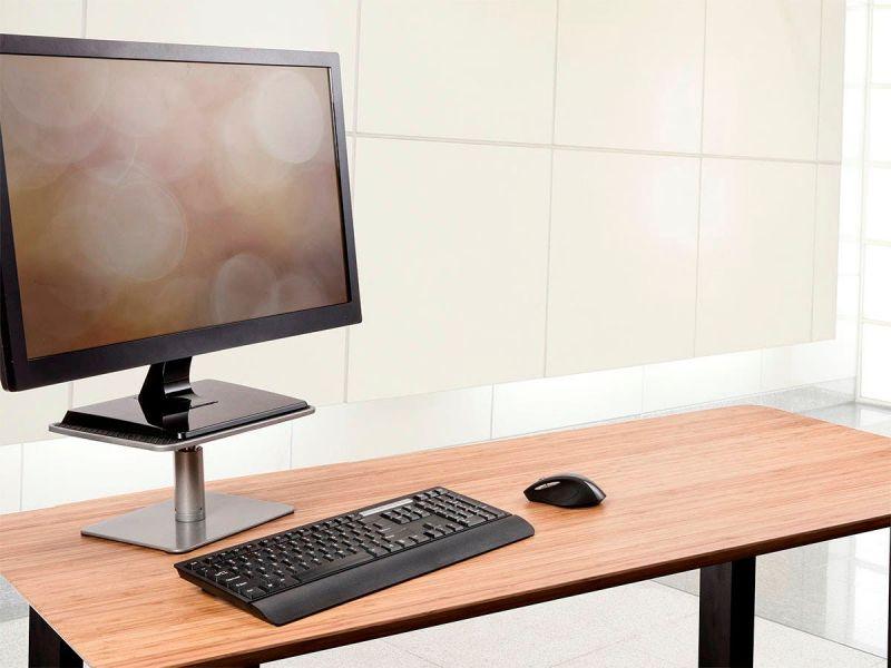 Workstream By Monoprice Universal Monitor Riser Stand