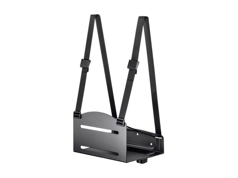 Workstream By Monoprice Workstation Pc Wall Mount For Computer Case Cpu Tower Holder