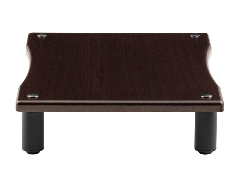 Monolith By Monoprice Amplifier/component Stand Xl, Espresso