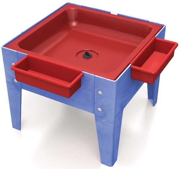 Toddler Mite, Red Drip Pan/Plug