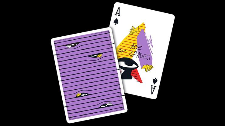Svngali // 05 Deadeye Playing Cards