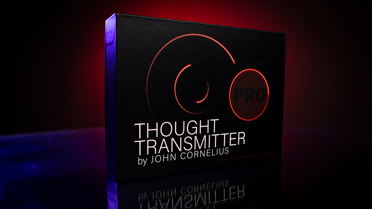 Thought Transmitter Pro V3 (gimmicks & Online Instructions) By John Cornelius - Trick