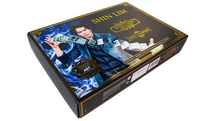 Evolushin Deluxe Magic Set (german) By Shin Lim - Trick