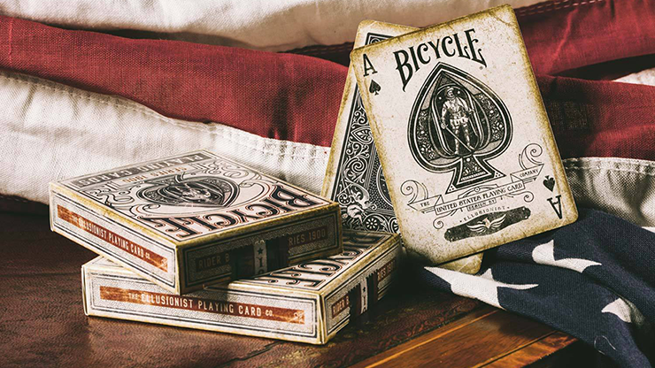 Bicycle 1900 Blue Playing Cards