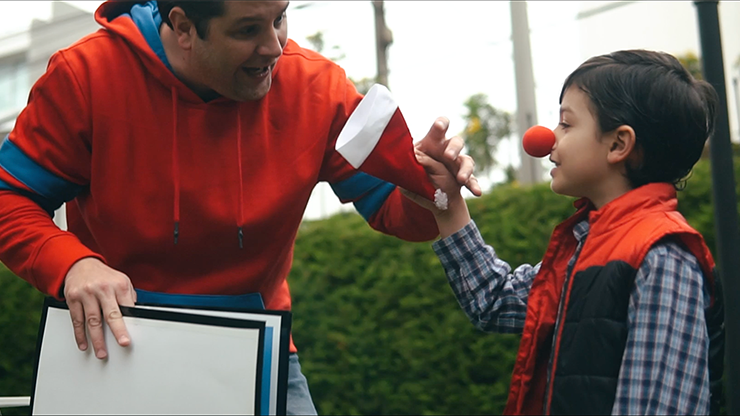 A Letter To Santa! By George Iglesias & Twister Magic - Trick